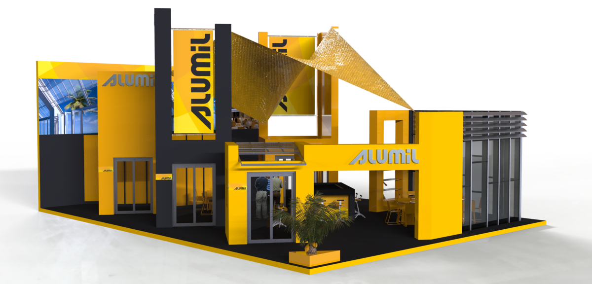 Alumil Stand Germany